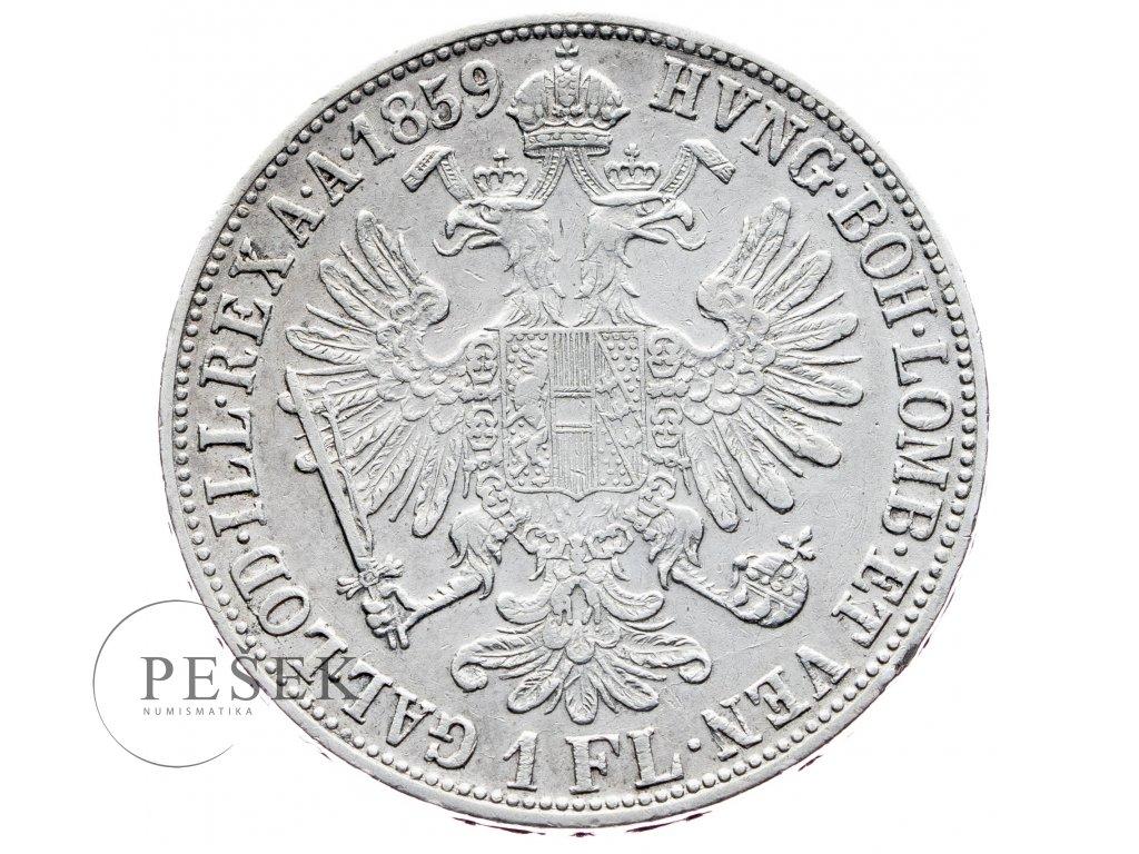7035 zlatnik 1859 m