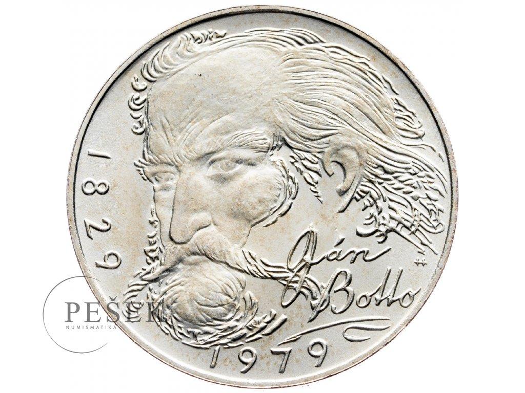 7353 100 koruna 1979 jan botto