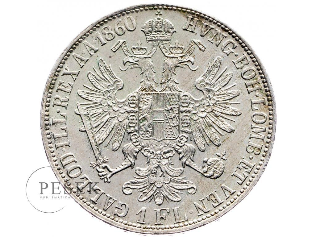7935 zlatnik 1860 e