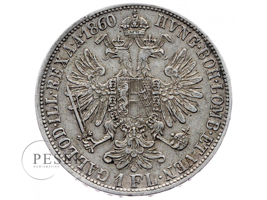 7938 zlatnik 1860 e