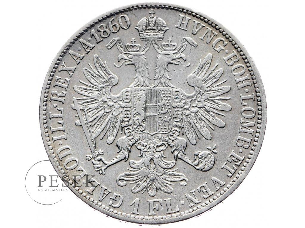7944 zlatnik 1860 e