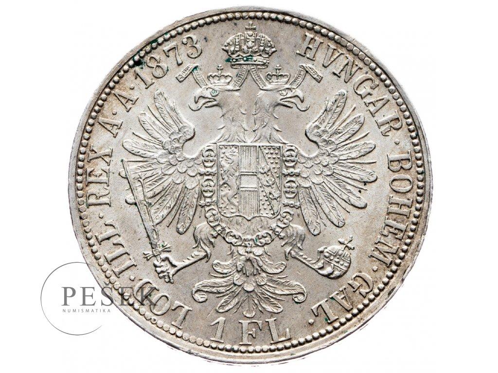 7977 zlatnik 1873 bz