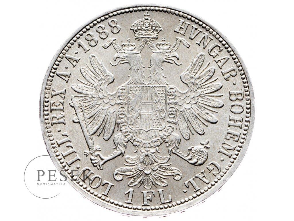 8004 zlatnik 1888 bz