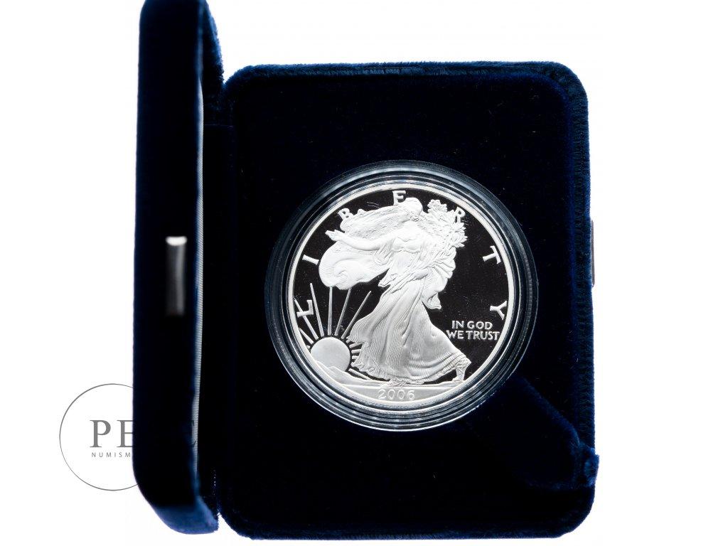 8529 2 american eagle 2006 w proof 31 1g ag 999 9 1000