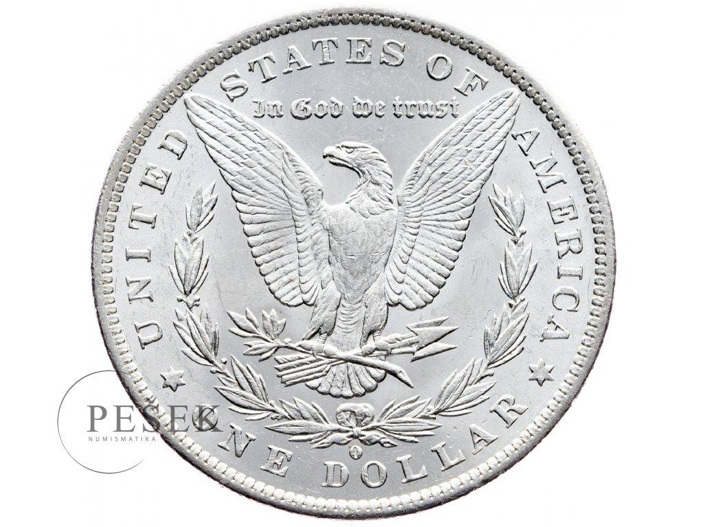8634 morgan dollar 1884 o