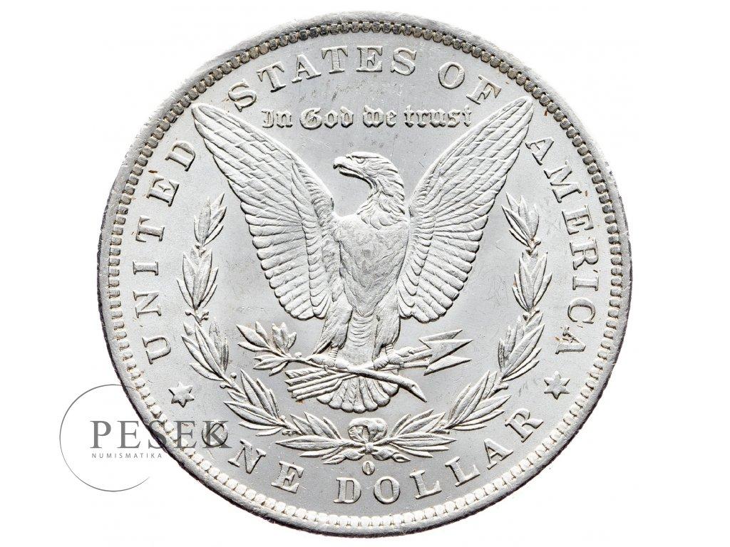 8646 morgan dollar 1884 o