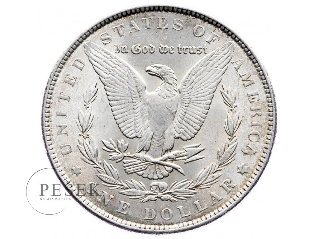 8679 morgan dollar 1887
