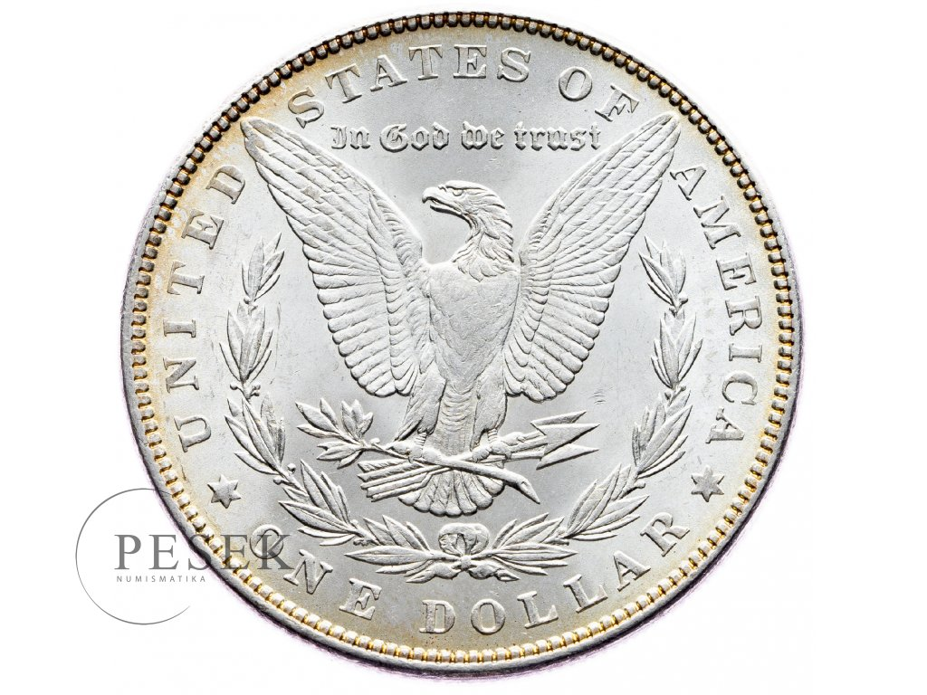 8682 morgan dollar 1887