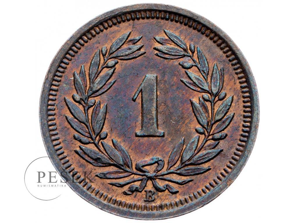 8751 1 rappen 1932