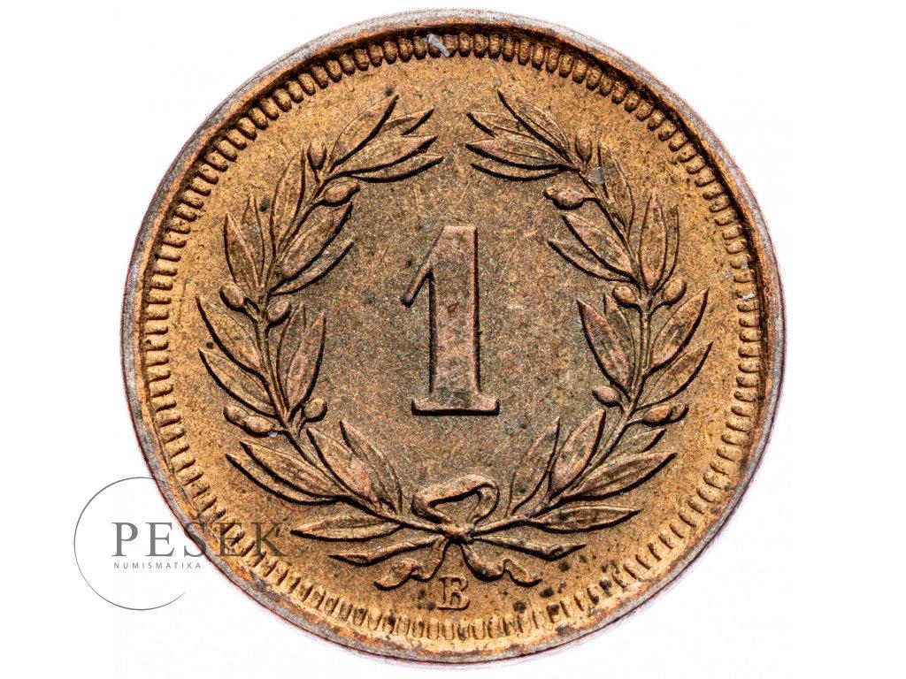 8754 1 rappen 1937