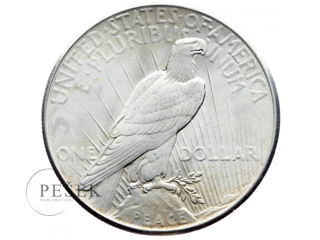 8793 peace dollar 1925