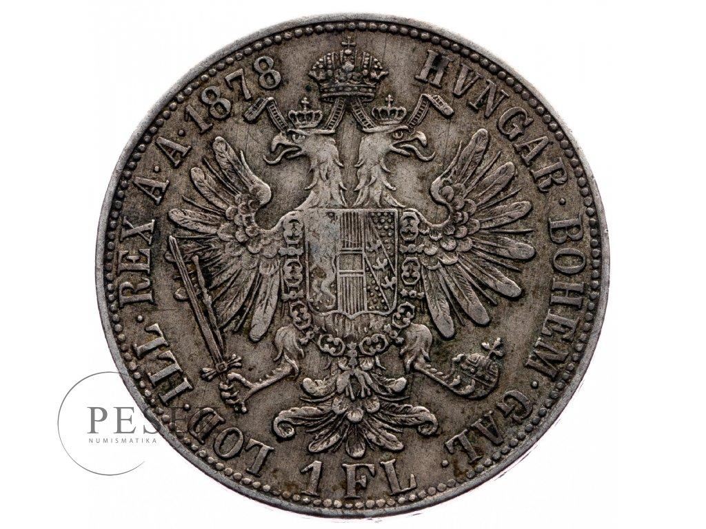 8865 zlatnik 1878 bz