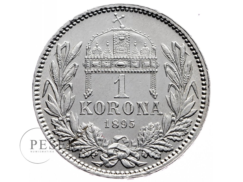 8940 1 koruna 1895 kb