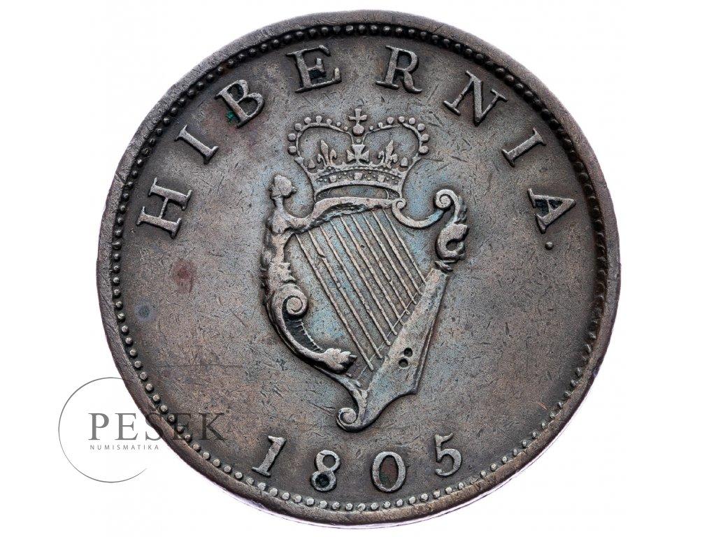 9006 1 2 penny 1805