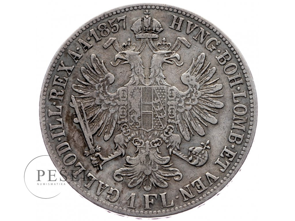 Zlatník 1857 B