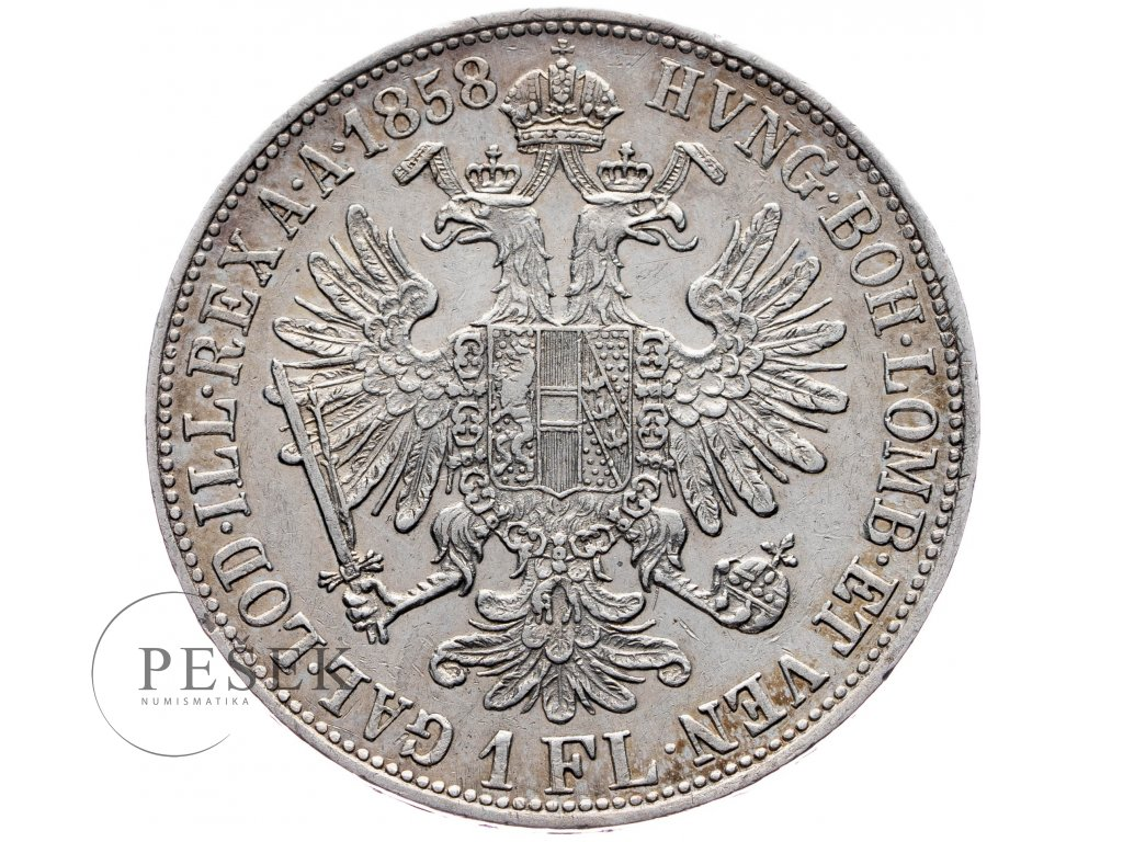 Zlatník 1858 B