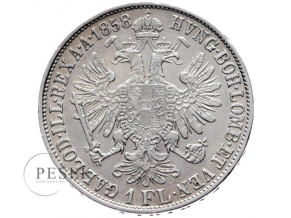 Zlatník 1858 M