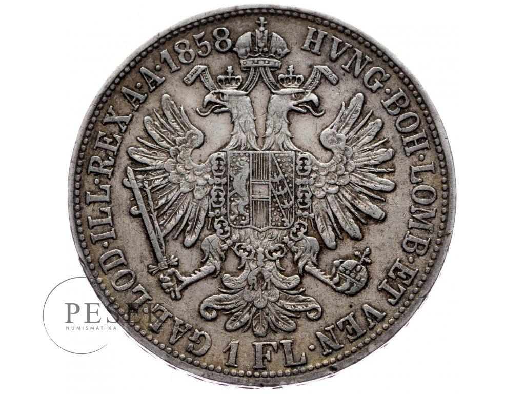 Zlatník 1858 V