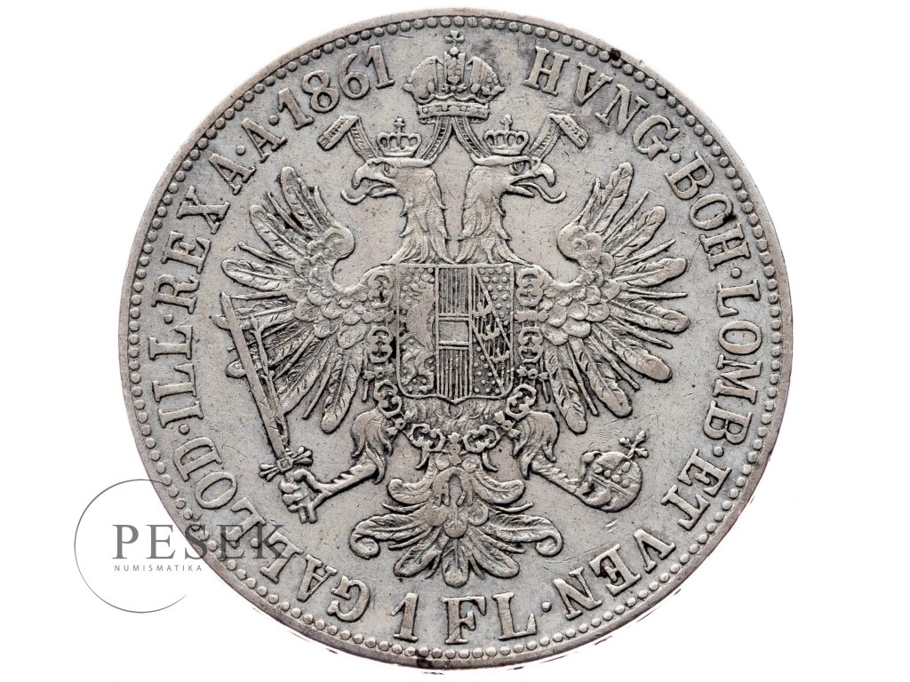 Zlatník 1861 B