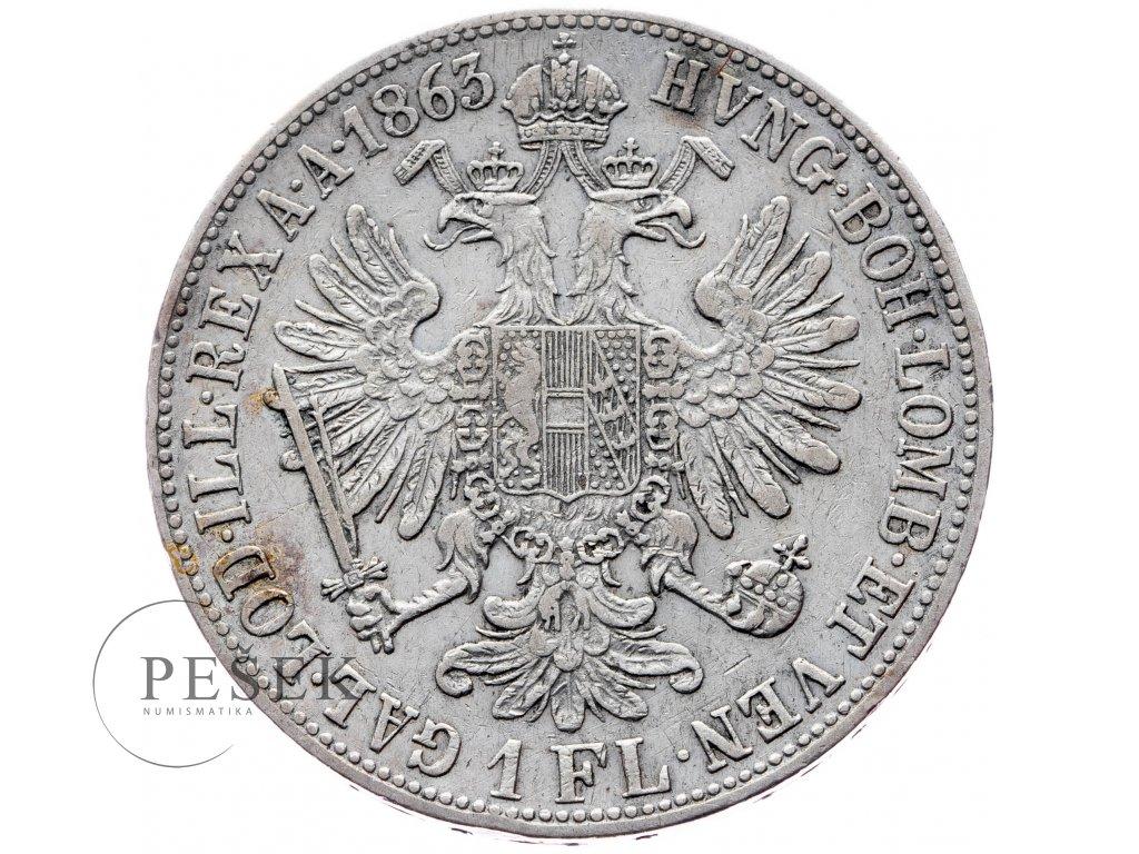Zlatník 1863 B