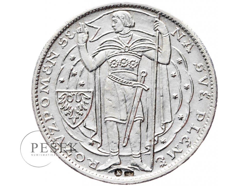 ČSR, milénium 1929