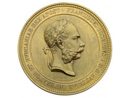 Medaile 1864