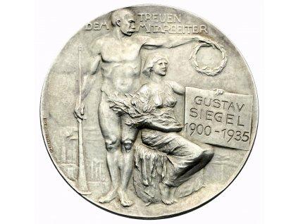 Medaile 1935