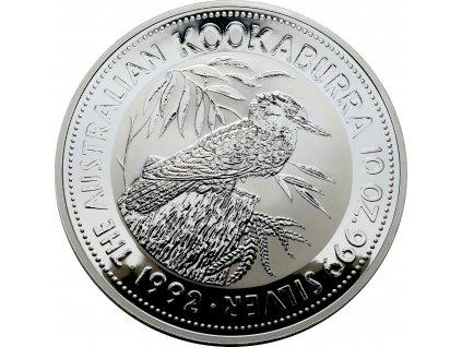 1689 10 dollar kookaburra 1992