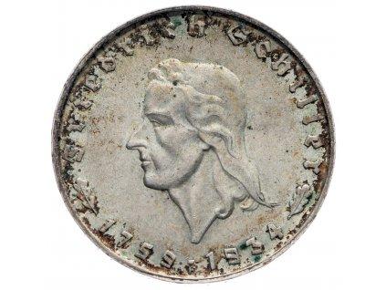 4185 1 nemecko 2 marka 1934 f