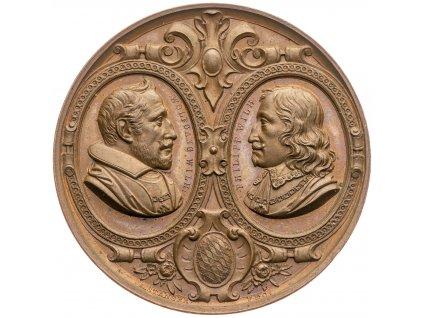 4284 medaile 1864 phillip wilhelm