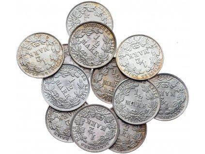 4560 1 2 marka 1905 1919 bu nahodny rocnik
