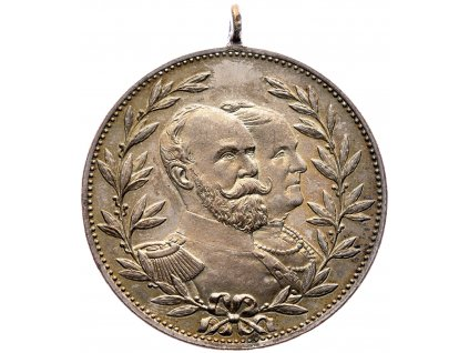 4986 medaile 1896 anhalt
