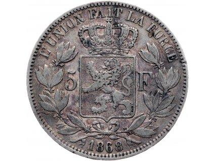 6063 5 frank 1868