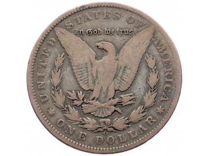 6105 morgan dollar 1899 o