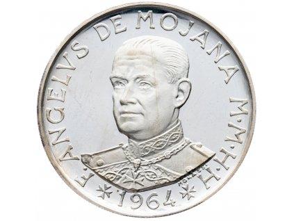 6213 2 scudi 1964