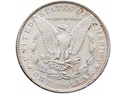 6798 morgan dollar 1886