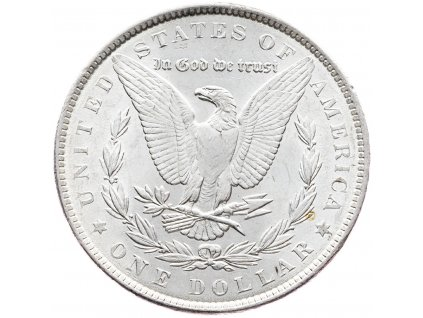 6801 morgan dollar 1887