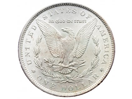 6807 morgan dollar 1888