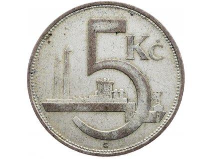 7158 5 koruna 1930