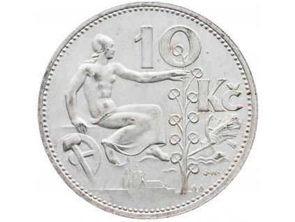 7167 10 koruna 1930