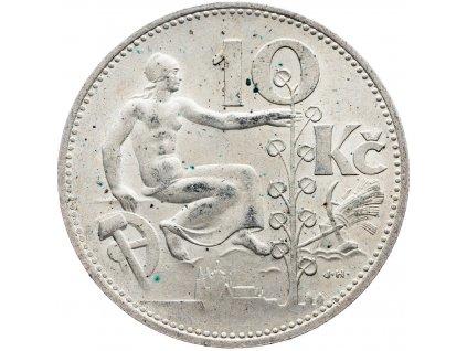 7173 10 koruna 1931