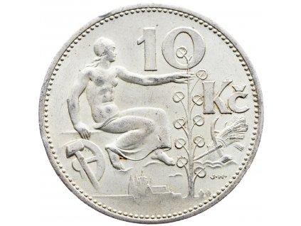 7176 10 koruna 1932