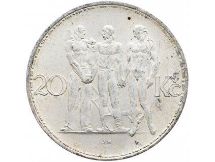 7182 20 koruna 1934
