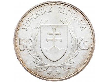 7209 50 koruna 1944 tiso