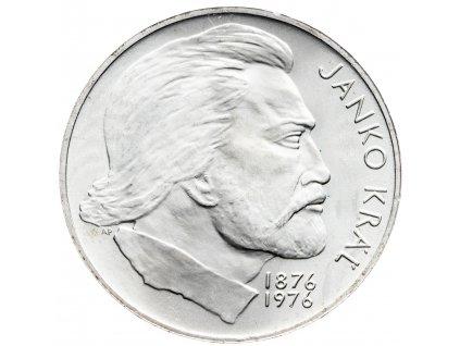 7329 100 koruna 1976 janko kral