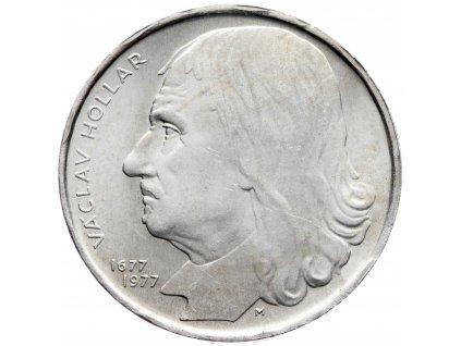 7338 100 koruna 1977 vaclav hollar
