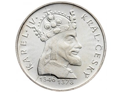 7350 100 koruna 1978 karel iv