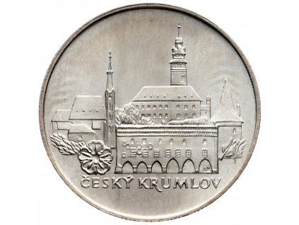 7413 50 koruna 1986 cesky krumlov