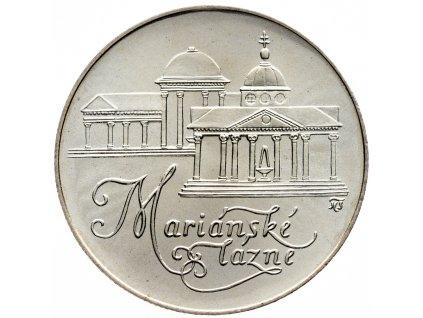 7485 50 koruna 1991 marianske lazne