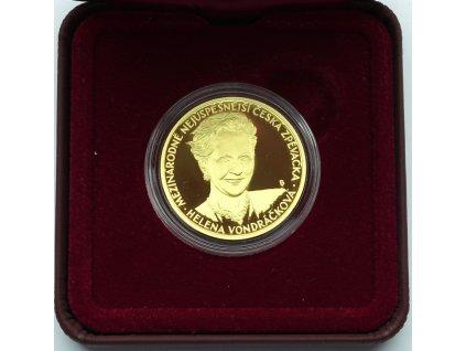 Vondrackova medaile